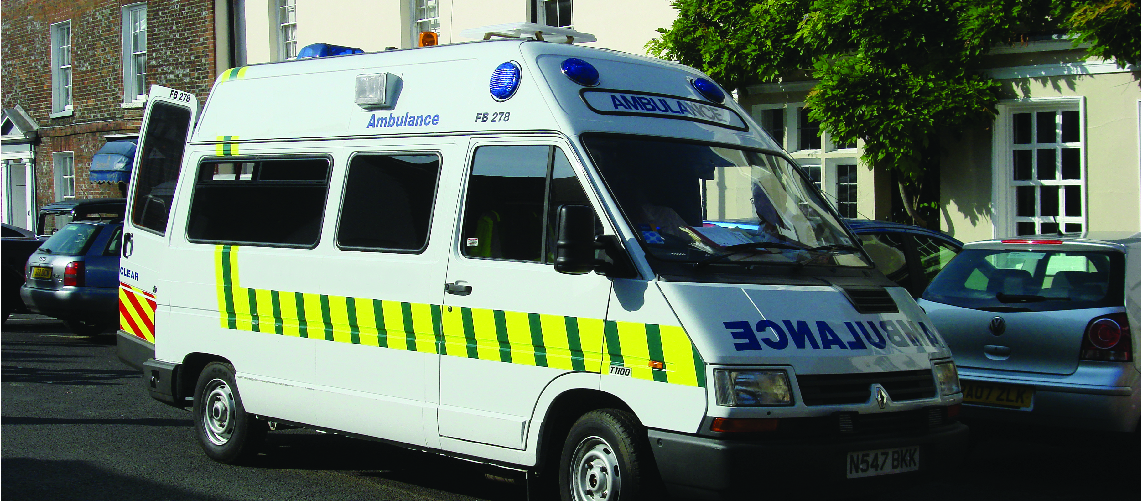 Mother and Child Ambulance Service