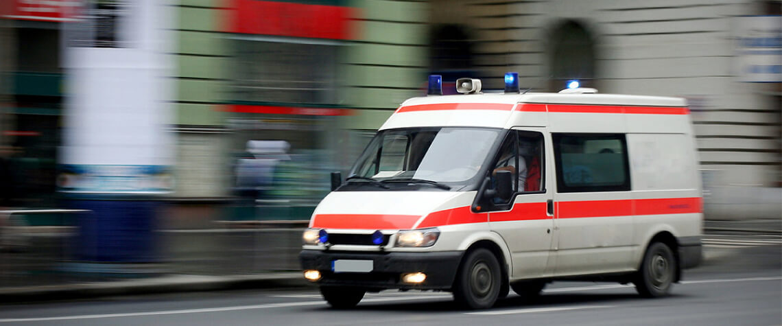 Non-Emergency Ambulance